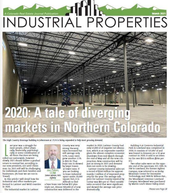 Diverging Markets in Northern Colorado